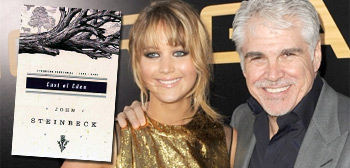 Gary Ross & Jennifer Lawrence