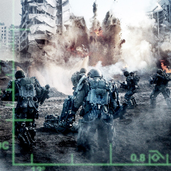 Edge of Tomorrow Viral Photos