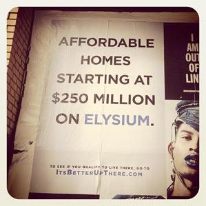 Elysium Viral Ad