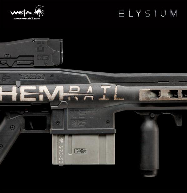 Elysium Chemrail Weta