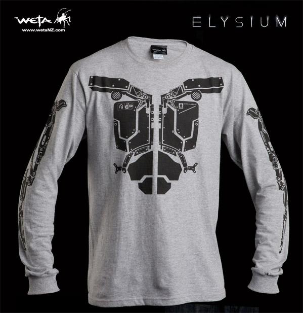 Exoskeleton Shirt Weta
