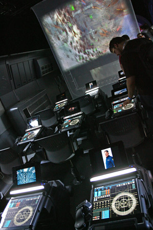 Ender's Game Fan Experience Photos - Comic-Con 2013