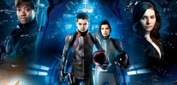 Ender's Game Poster Art