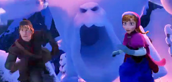 Disney's Frozen Japanese Footage