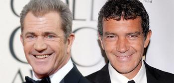 Mel Gibson & Antonio Banderas