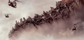Godzilla Tail