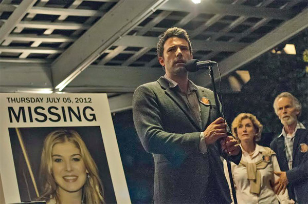 Gone Girl Ben Affleck First Look