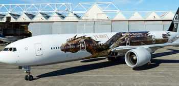Air New Zealand Smaug