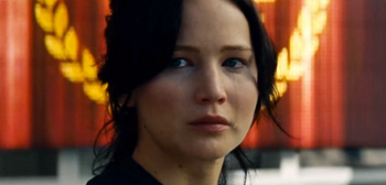 Hunger Games Catching Fire TV Spot