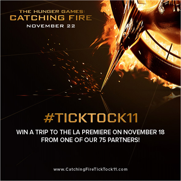 Catching Fire TickTock11 Banner