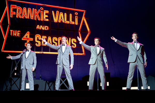 Jersey Boys First Look Photo