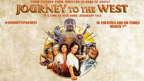Stephen Chow's Journey to the West