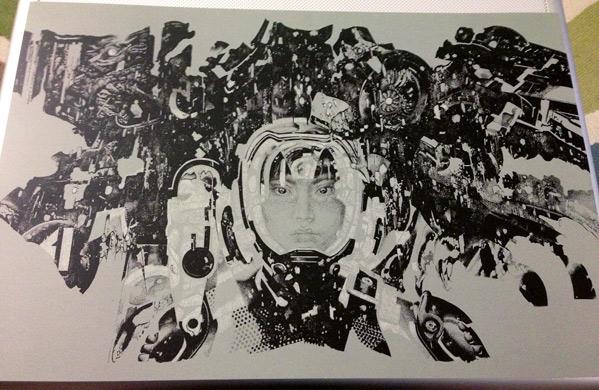 Rinko Kikuchi Pacific Rim Artwork