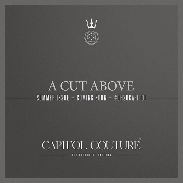 Hunger Games - Capitol Couture Viral