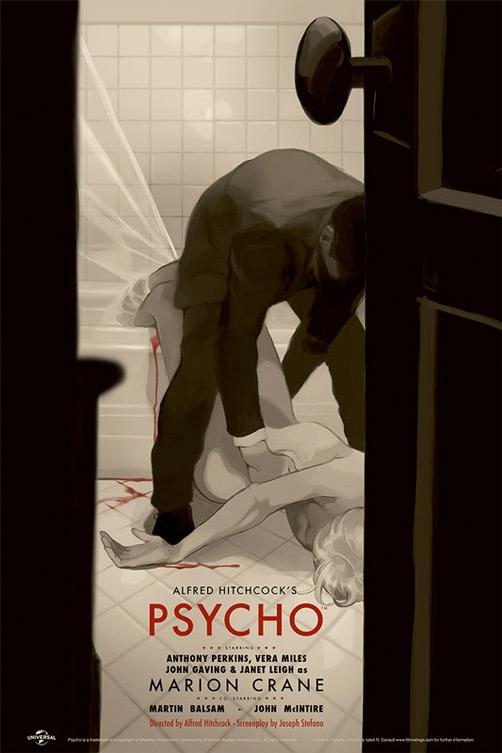 Mondo - Psycho - Tomer Hanuka