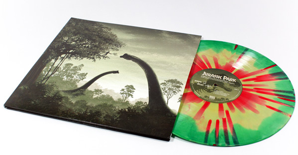 Jurassic Park Mondo Vinyl - JC Richard