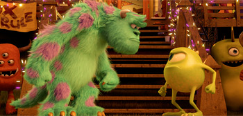 Monsters University Sound Off