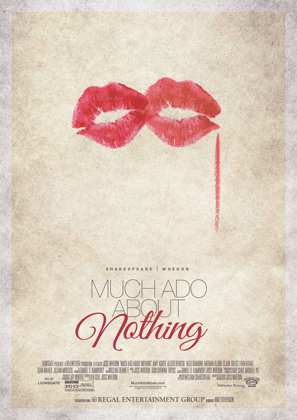 Much Ado About Nothing Regal Poster