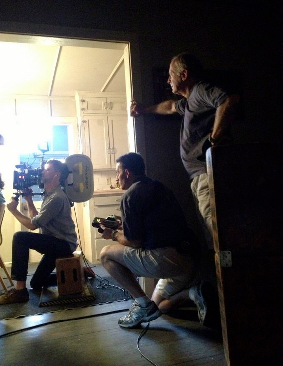 PTA's Inherent Vice Behind-the-Scenes