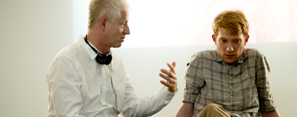 About Time Interview - Richard Curtis & Domhnall Gleeson
