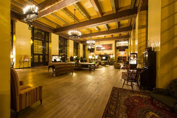 Ahwahnee/Overlook Hotel