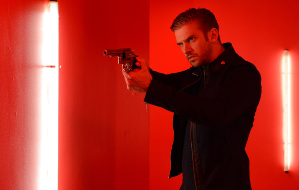The Guest First Look Photos