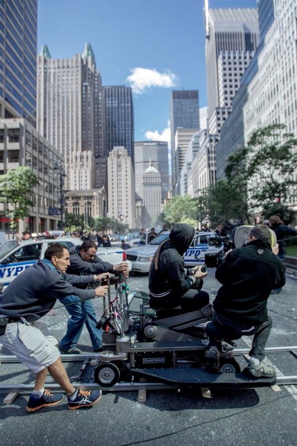 The Amazing Spider-Man 2 Marc Webb Photo
