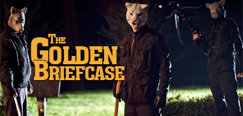 The Golden Briefcase - You're Next