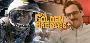 The Golden Briefcase - Reflecting on 2013 in Film