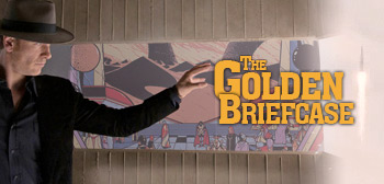 The Golden Briefcase - 2014 in Movies