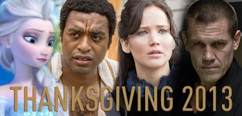 2013 Thanksgiving Week Movie Guide