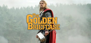 The Golden Briefcase - The Superhero's Journey