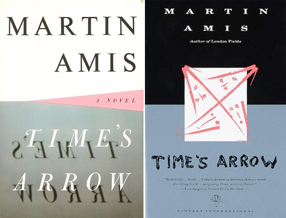 Martin Amis' Time's Arrow