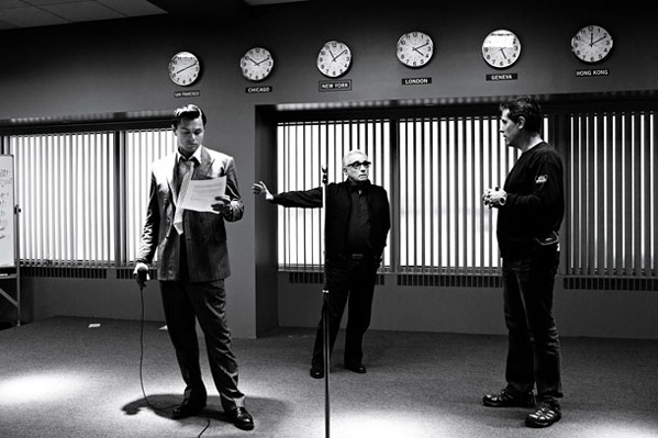 The Wolf of Wall Street Behind-the-Scenes Photos