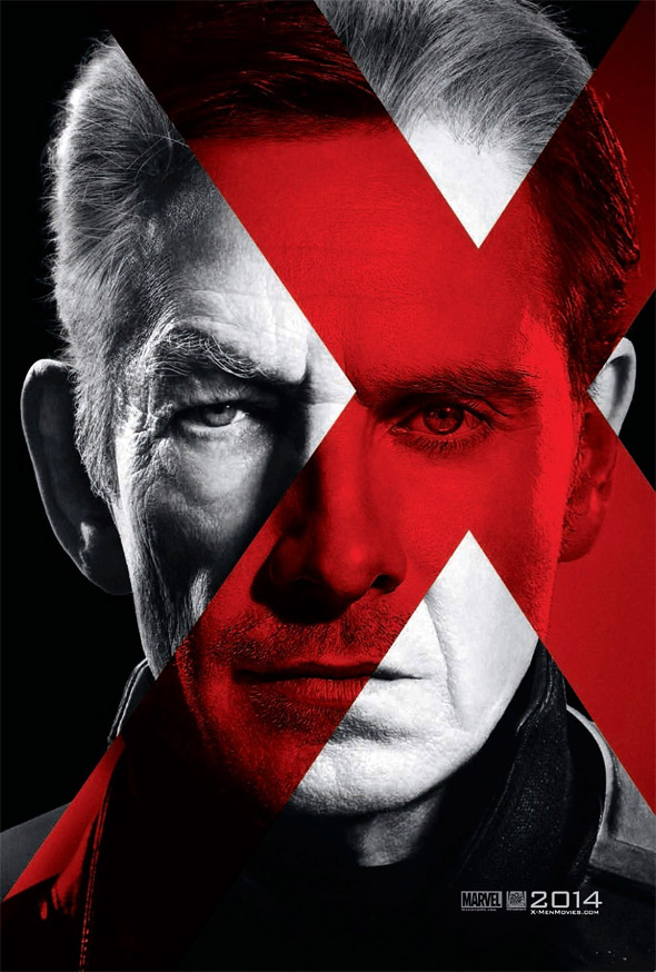X-Men Days of Future Past Teaser Poster - Magneto