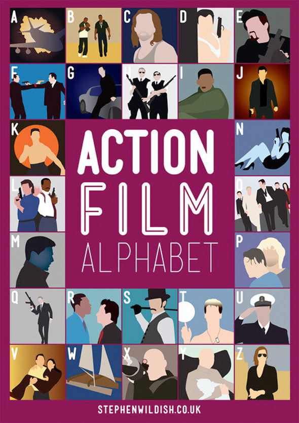 The Action Film Alphabet