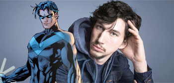 Nightwing / Adam Driver