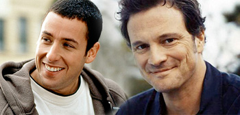 Adam Sandler / Colin Firth