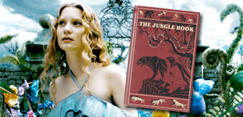 Alice in Wonderland 2 / The Jungle Book
