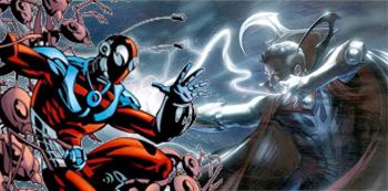 Ant-Man / Dr. Strange