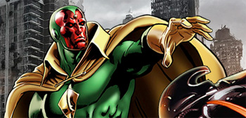 A Better Look at Paul Bettany as Vision in 'Avengers: Age of Ultron'