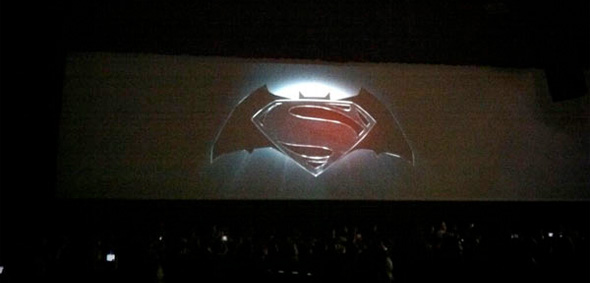 Batman and Superman Logo