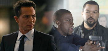 Benjamin Bratt Joining Ice Cube & Kevin Hart for 'Ride Along 2'