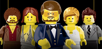 LEGO Best Picture Nominees