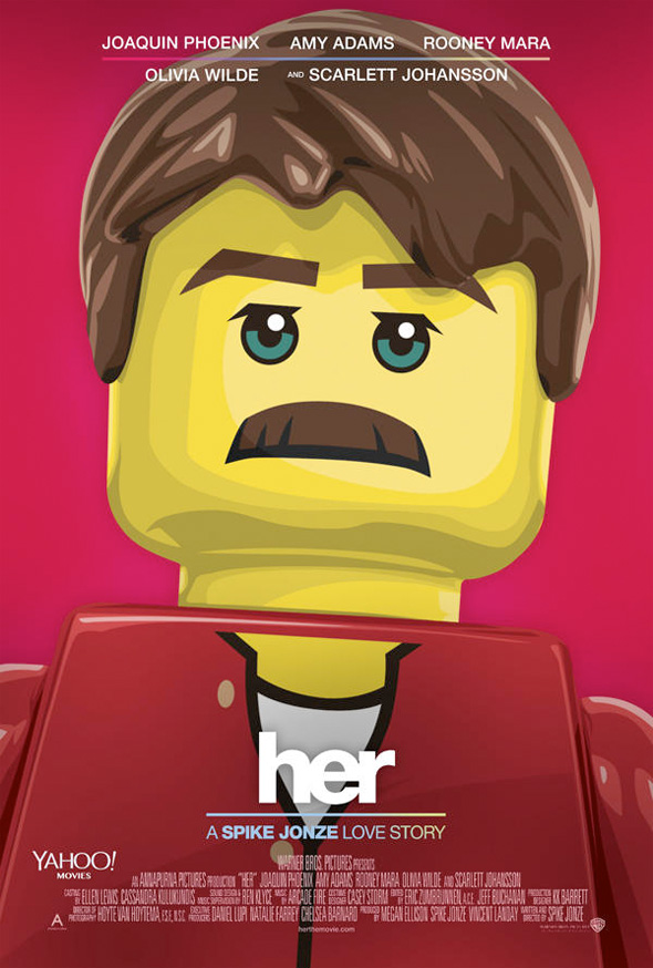 Best Picture LEGO