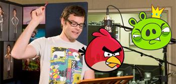 Bill Hader / Angry Birds