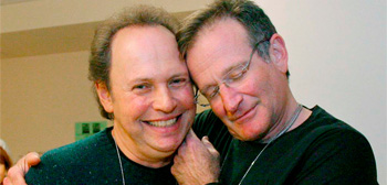 Billy Crystal & Robin Williams