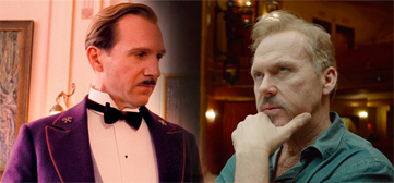The Grand Budapest Hotel / Birdman