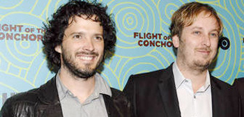 Bret McKenzie and James Bobin