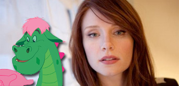 Bryce Dallas Howard Heads to Disney's Remake of 'Pete's Dragon'